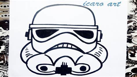 imagenes de star wars a lapiz como dibujar un soldado imperial how to draw