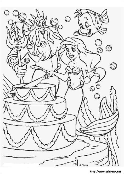 imagenes para dibujar la sirenita dibujos para colorear de la sirenita