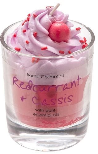 Bomb Cosmetics Piped Glass Candle Frozen Margarita Piped Bomb Cosmetics Nederland