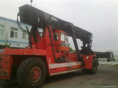 selling used kalmar reach stacker drs4531 s5 china