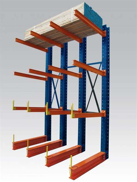 Cantilever Rack by Building Materials Cantilever Racking