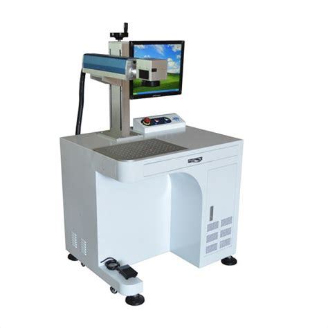 Plastic Kitchen Cabinet 20w Fiber Laser Marking Machine Mactron Tech