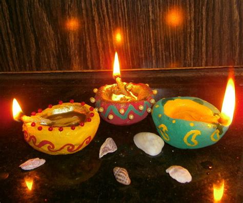 Handmade Decorative Diyas - handmade decorative diya ls