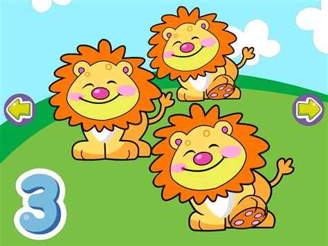Search Pictures Of Let S Count Animals For Baby Android Apps On Play