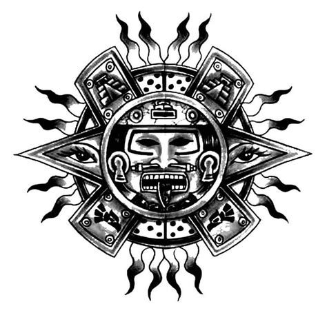 mayan tattoos designs best 25 mayan tattoos ideas on