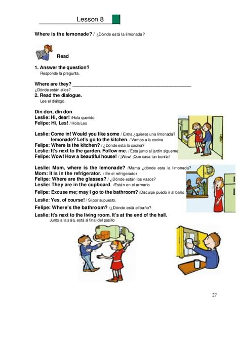 libro de telesecundaria de ingles de 2 grado 2016 libro de ingles traducido telesecundaria tercer grado