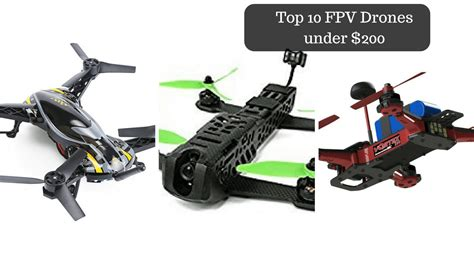 Top 10 Fpv Drone Mistakes Top 10 Fpv Drones For Beginners Fall 2017