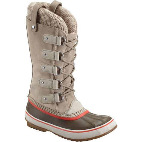 sorel boots sorel joan of arctic knit boot s backcountry