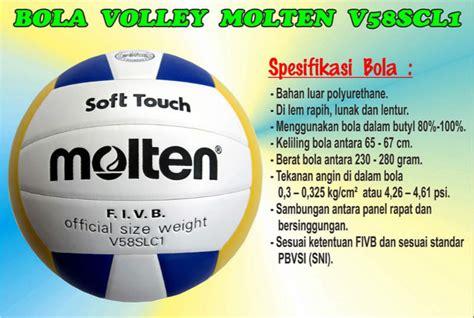 Bola Volley Mikasa Molten jual penjual bola basket molten bola volley molten