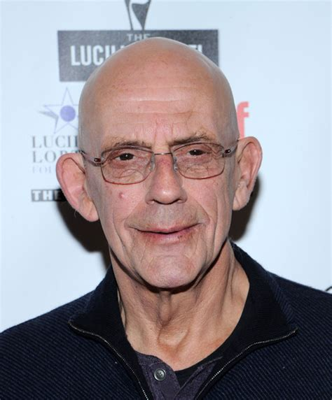 christopher lloyd pictures arrivals at the lucille