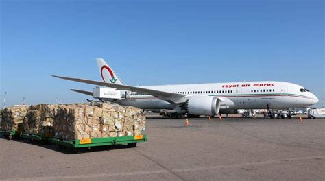 royal air maroc increases cargo capacity moroccotomorrow news