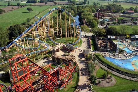 Theme Park Yorkshire | flamingo land what to do malton go yorkshire