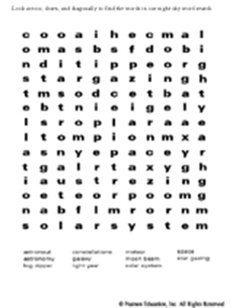 astronomy word searches iconã s challenging word searches for adults volume 1 books astronomy word search printable familyeducation