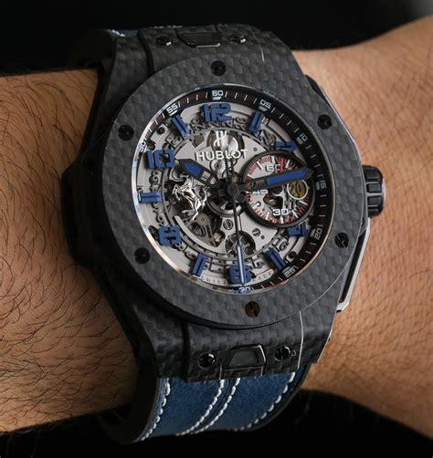 Ferrari Watches Usa by Hublot Big Bang Ferrari Usa 60th Anniversary Watch Hands