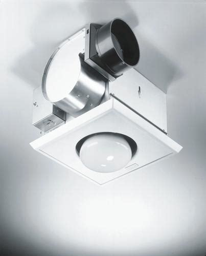 Broan Cfm Ceiling Exhaust Bath Fan With Heater The Home Depot Lights And Ls Broan 174 70 Cfm Ceiling Exhaust Bath Fan And Heater At Menards 174