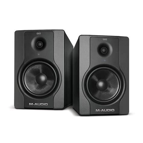 M Audio Bx5 by M Audio Bx5 D2 5 Quot Active 2 Way Studio Monitor Speakers