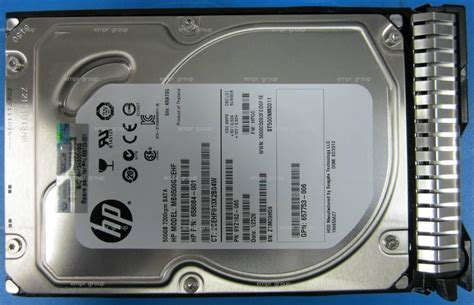 Hdd Hp 658103 001 500gb 6g 7 2k Rpm Sata 3 5 Lff Mdl Hp 658071 B21 hp part 658103 001 empr 174 australia