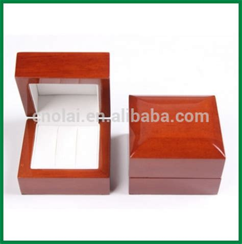 Wedding Ring Box Indonesia by Wooden Wholesale Stock Engagement Wedding Ring Box