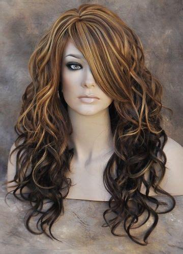 hair highlights bottom 136 best blonde highlights on dark hair images on pinterest