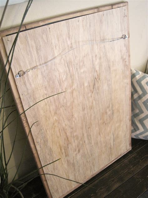 make your own hanging l hanging chalkboard make your own the project lady