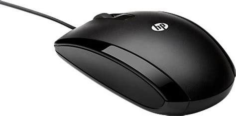Mouse Wireless Model Buntut hp x500 wired optical mouse hp flipkart