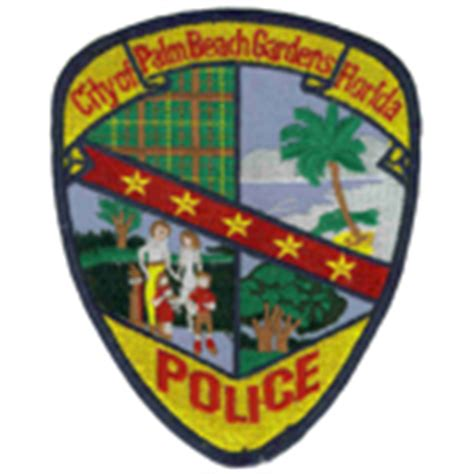 Palm Gardens Department by Palm Gardens Department Florida Fallen Officers