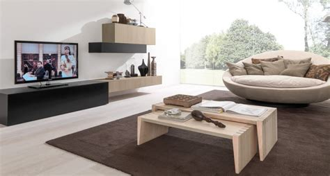 Colors Of Wood Furniture by 12 Italian Living Room Furniture Ideas To Fall In Love With
