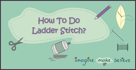 how to do ladder stitch beading how to do ladder stitch imagine make believe