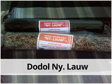 dodol khas tangerang about tangerang
