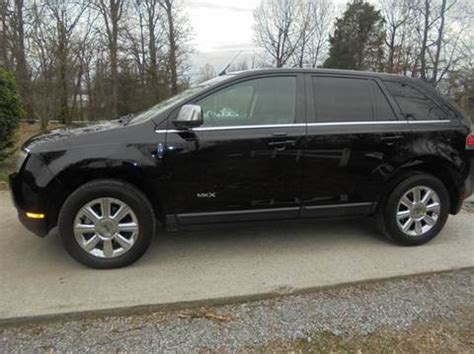 electronic stability control 2008 lincoln mkx parental controls lincoln mkx for sale carsforsale com