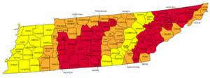 us time zone map knoxville tn breathe easy in january national radon month