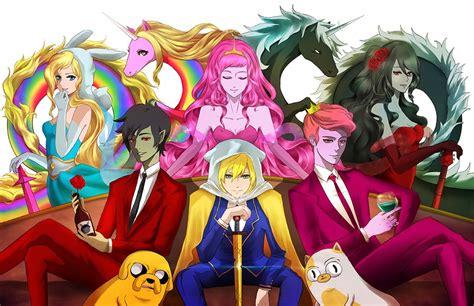 anime adventure adventure time anime by nightmare132 on deviantart