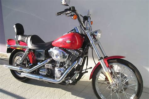 wide motorcycle harley davidson dyna wide glide motorcycle auctions lot