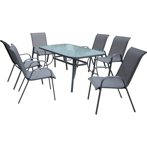 outdoor furniture settings 7 outdoor settings available from bunnings warehouse