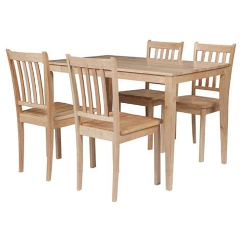buy essen dining table and 4 chairs from our