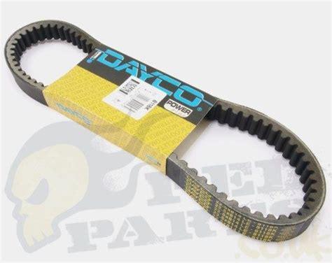 dayco kevlar drive belt piaggio vespa 125cc 4t
