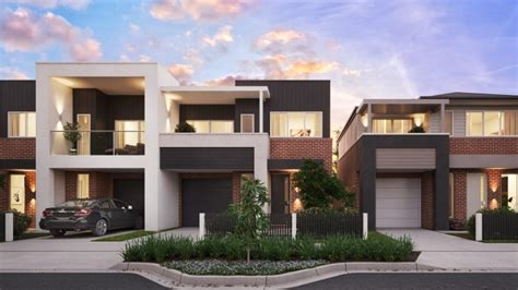 how to buy a house in nsw is this the dream for first home buyers a 500 000 townhouse 50km from the cbd
