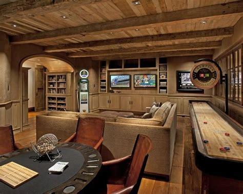 basement pale woodwork ceiling walls keep it light