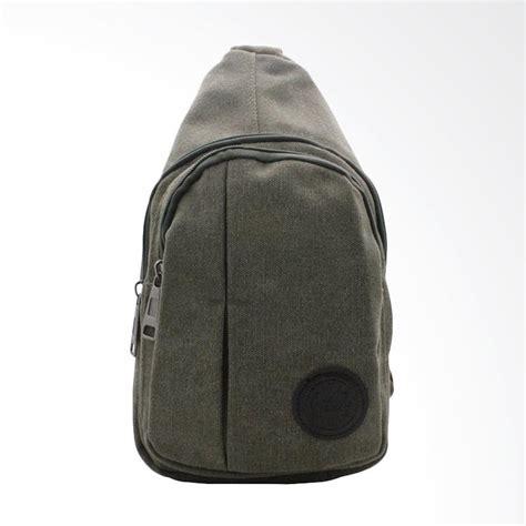 Tas Selempang Army 246 jual aitia 13 fashion tas selempang hijau army harga kualitas terjamin blibli
