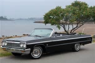 1964 chevrolet impala ss convertible 198989