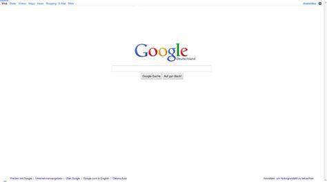 google design layout google testet neues layout f 252 r die startseite gwb