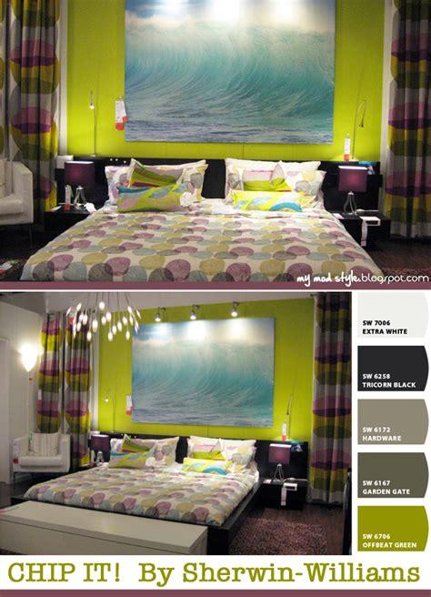 ikea bedroom displays my mod style inspiration ikea display bedroom