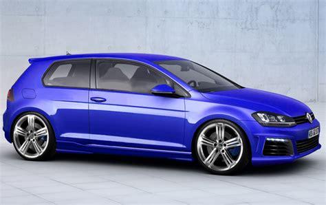 volkswagen gti blue tests drive of new vw golf gti 2013