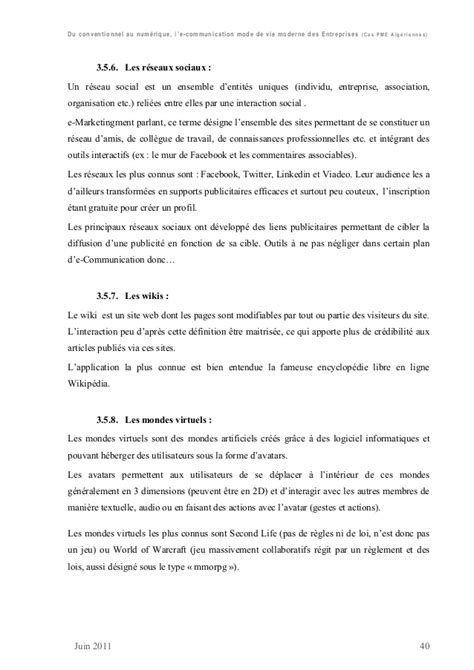 Mba Sources by Exemple De Memoire Mba