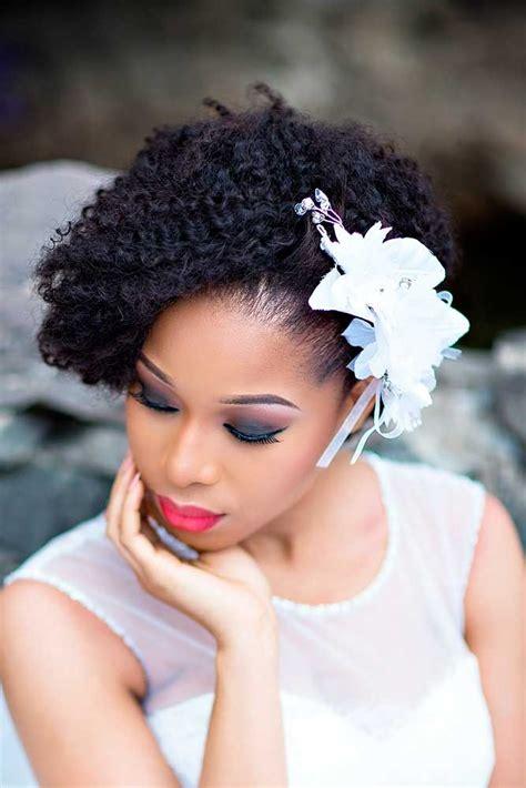 Black Bridal Hairstyles by 36 Black Wedding Hairstyles Black Weddings