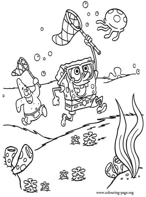 coloring pages of spongebob and patrick as babies baby spongebob and patrick coloring pages coloring home