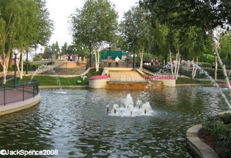 disneyland hotel & disneyland paris park entrance (the