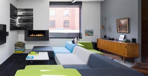 stile interni interni di stile industriale