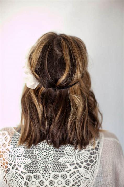Style Coiffure Femme by Coiffure Femme Cheveux Mi Pour Le Printemps Et L 233 T 233