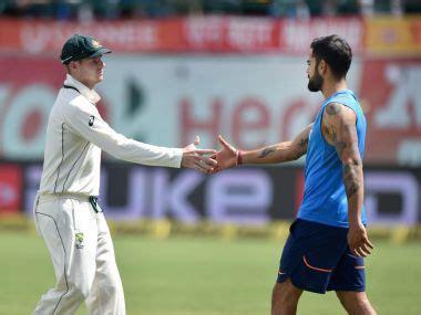 india vs australia: virat kohli justified in ignoring